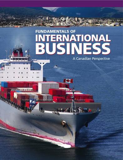 International Business, Grade 12, BBB4M