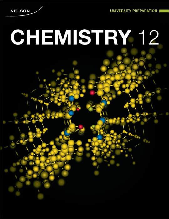 Chemistry, Grade 12, SCH4U
