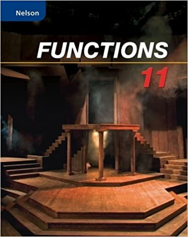 Functions, Grade 11, MCR3U
