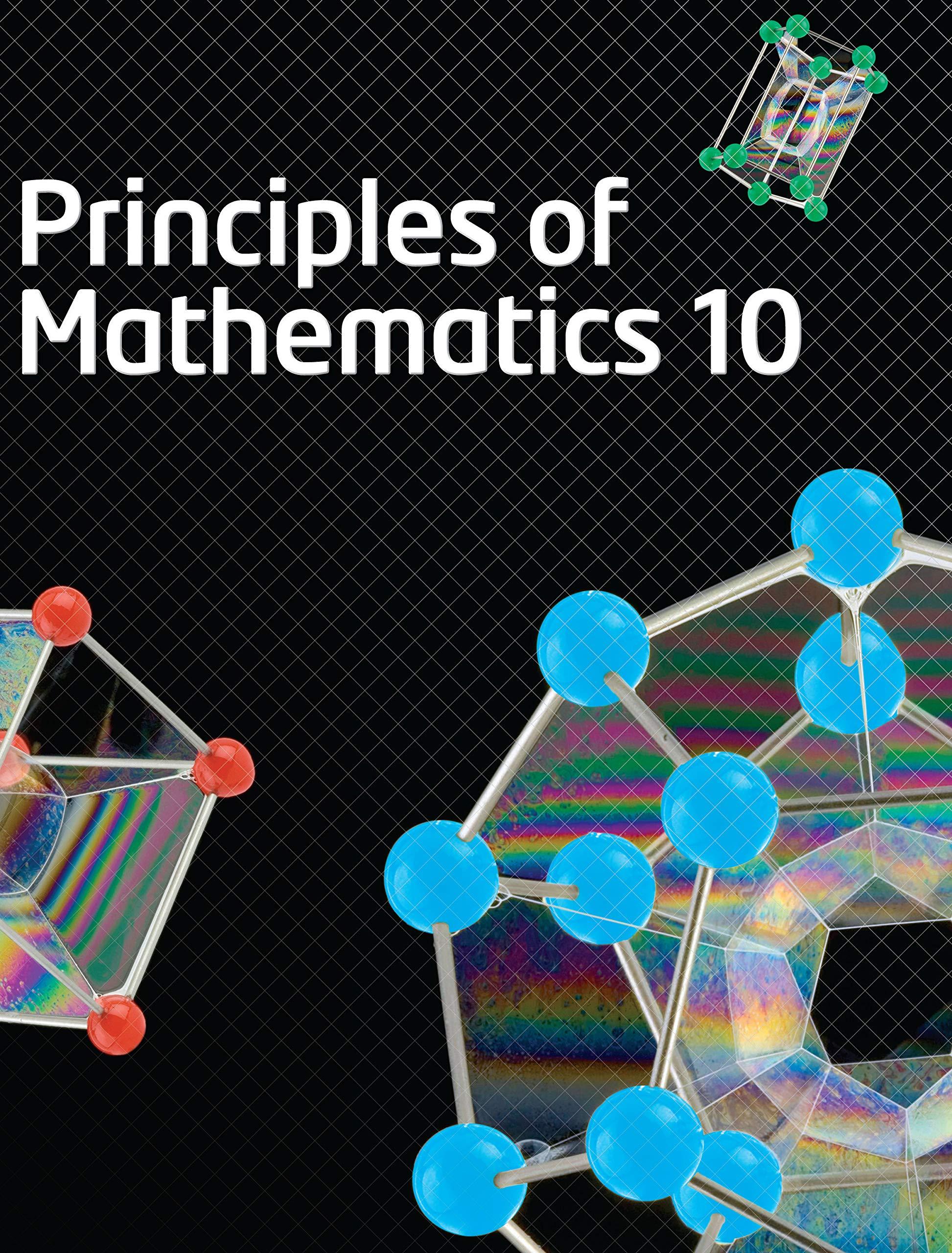 Principles of Mathematics, Grade 10, Academic, MPM2D