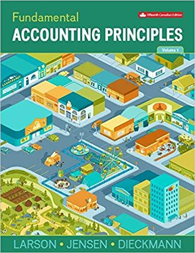Accounting, Grade 12, BAT4M